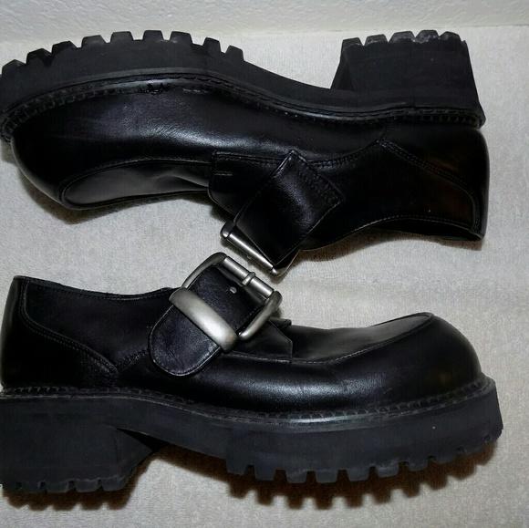 Bed Stu Shoes   9s Grunge Bed Stu Black